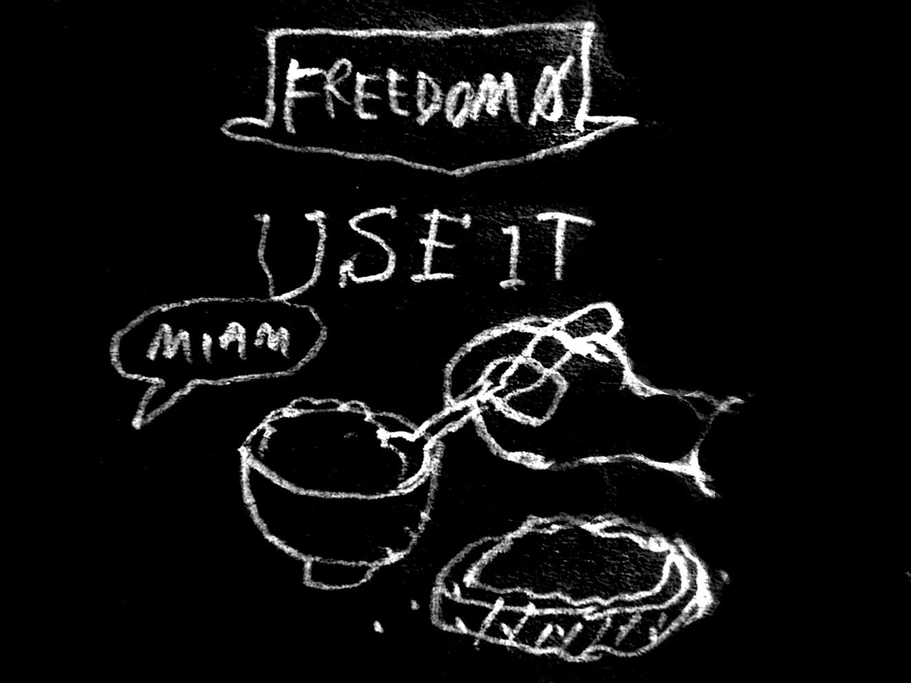Freedom 0 - use it