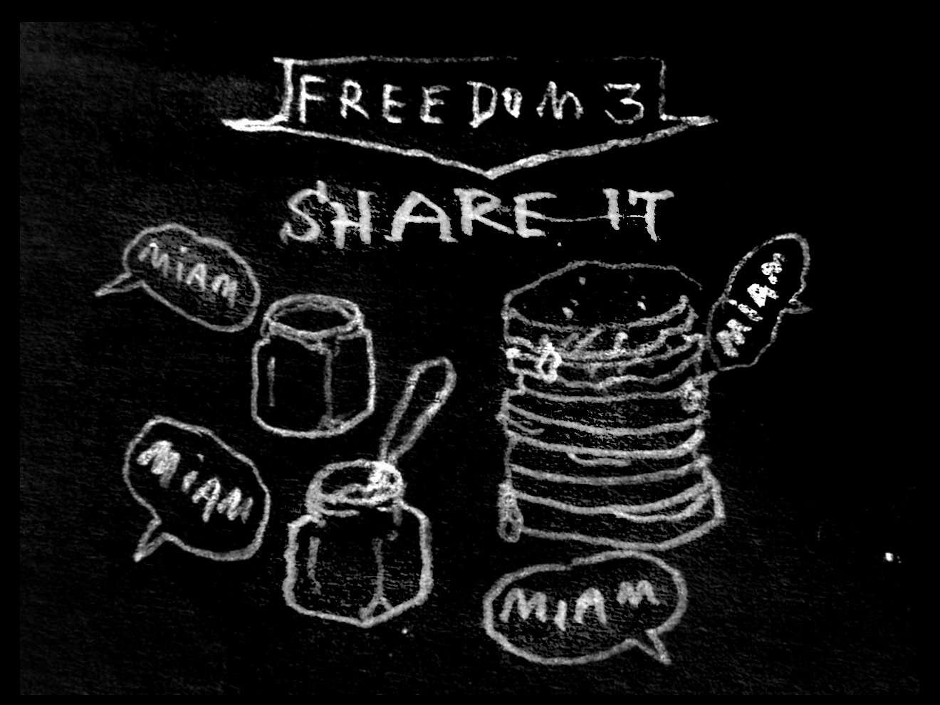 Freedom 3 - share it